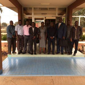 Comité de certification RANT 145 Réunion préliminaire a l'agence nationale de l'aviation civile Togo