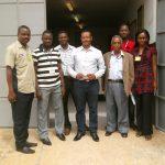 Visite du directeur navigabilité de l'aviation civile d'Ethiopie